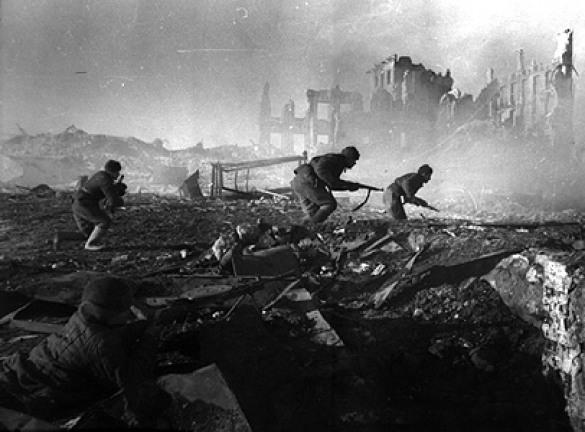 Stalingrado - Segunda Guerra